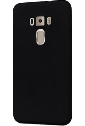 Sunix Emirtech Asus Zenfone 3 Kılıf ZE552KL Slim Fit Mat Silikon Kılıf