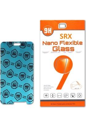 Srx Htc U Play Nano 330 Derece Bükülen 9H Ekran Koruyucusu+0.2Mm Silikon Kılıf