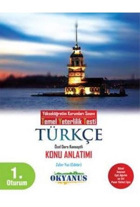 Okyanus Tyt Türkçe Özel Ders Konseptli Konu Anlatımı