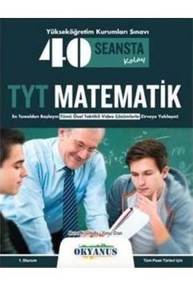 Okyanus 40 Seansta Kolay Tyt Matematik - Murat Nizamoğlu ve Yavuz Ozan