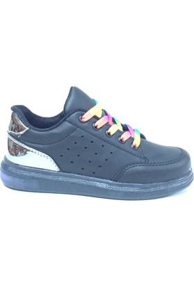 La Fontene Rainbow Fermuarlı Çocuk Spor Ayakkabı