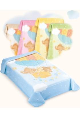 Baby Perla 538 Gold Battaniye 80 x 110 100100529783