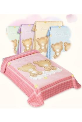 Baby Perla 548 Gold Battaniye 80 x 110 100100529780