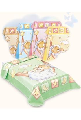 Baby Perla 621 Ster Battaniye 80 x 110 100100529777