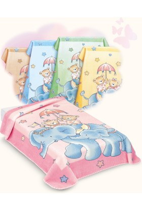 Baby Perla 622 Ster Battaniye 80 x 110 100100529768