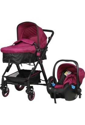 Minio Luna Trio Travel Sistem Bebek Arabası 100100515659