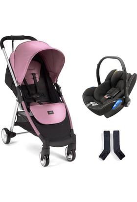 Mamas Papas Armadillo City 2 Travel Set Bebek Arabası Rose Pink