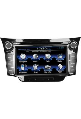 Hyundai İ30 Cyclone Multimedya Navigasyon Kamera Bluetooth Televizyon
