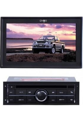 Mİtsubİshİ L200 4x2 Multimedya Navigasyon Kamera Bluetooth