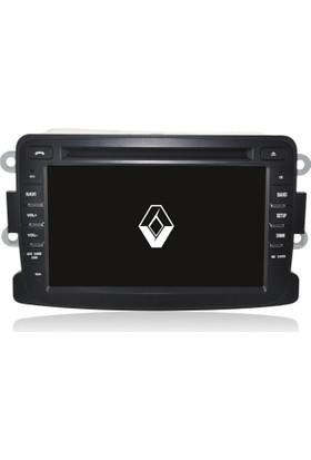 Dacia Duster Multimedya Navigasyon Kamera Bluetooth 7,1