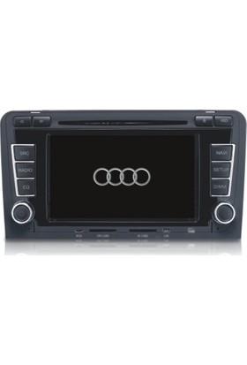 Audi A3 Android Multimedya Navigasyon Dvd