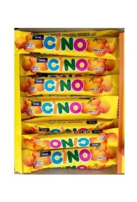 Cino King Size Kayısılı Çikolata Kaplamalı Bar 18 gr