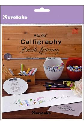 Zig Eğitim Kitapçılığı Brush Lettering Intx500-801