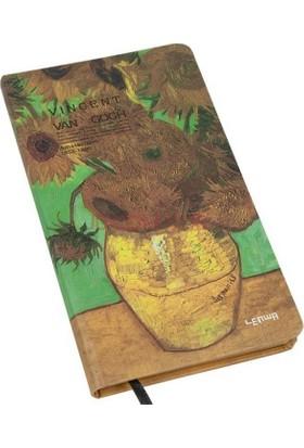 Vincent Van Gogh Defter 96 Yaprak