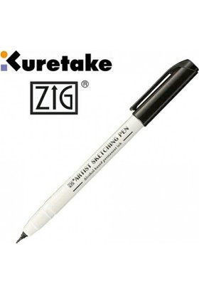 Zig Artist Sketching Pen Eskiz Kalemi Ir-220Sp - Black