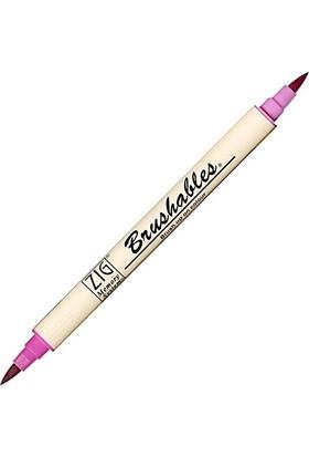Zig Fırça Uçlu Keçeli Kalem Ms-7700/025 Pure Pink