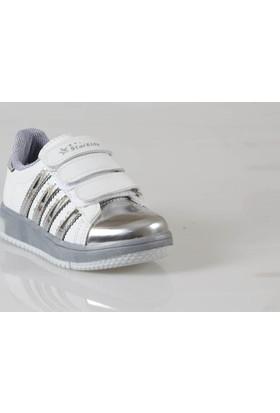 Star Kids Kız Çocuk Işıklı Spor Ayakkabı