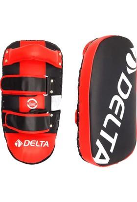 Delta Kırmızı Darbe Yastığı (Tekme Lapası) - PDS 895