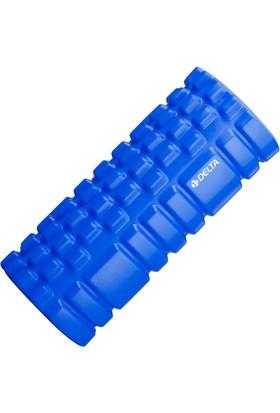 Delta Mavi Tırtıklı Foam Roller FR 3301