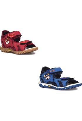 Polaris Ortapedik Erkek Çocuk Sandalet