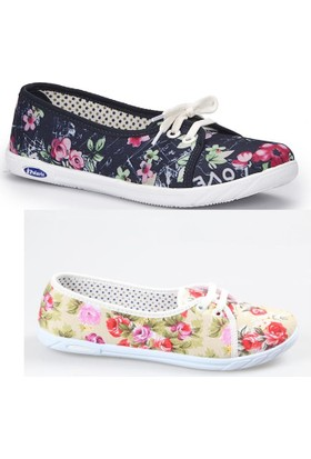 Polaris Bayan Fashion Spor Ayakkabı