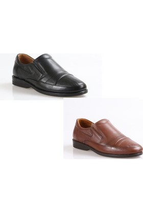 Tardelli Erkek Ortapedik Deri Ayakkabı