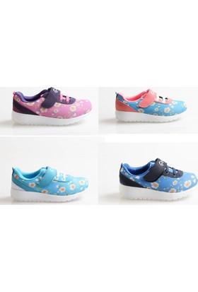 Cool Kız Çocuk Bebe Spor Ayakkabı