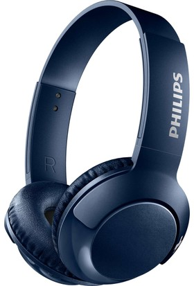 Philips Shb3075Bl/00 Bass+ Mikrofonlu Bluetooth Kulaklık