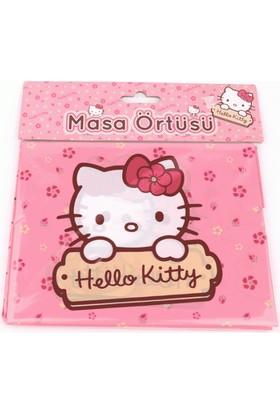Dahice Hello Kitty Orijinal Lisanslı 120*180Cm Masa Örtüsü