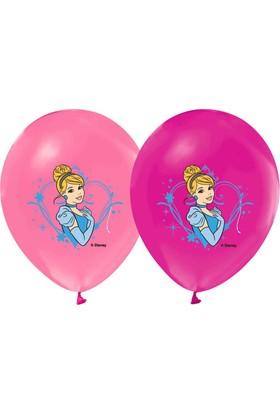 Dahice Disney Princess Orijinal Lisanslı 12 Adet Balon