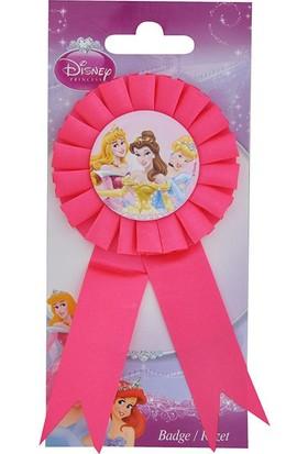 Dahice Disney Princess Orijinal Lisanslı Rozet