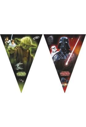 Dahice Star Wars Orijinal Lisanslı 2,3 Metre Bayrak Set