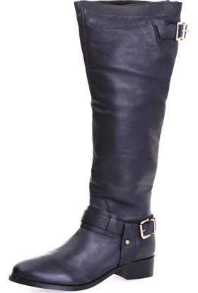 Miss Kg Kadın Çizme Siyah