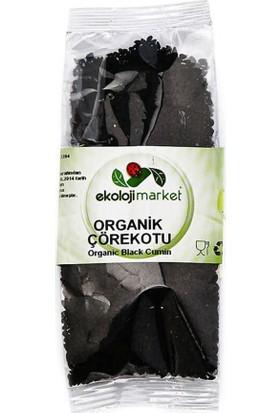 Ekoloji Market Organik Çörekotu 60 Gr