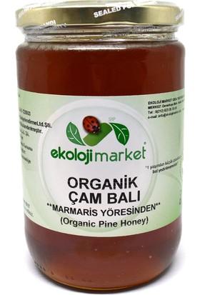 Ekoloji Market Organik Çam Balı 800 Gr