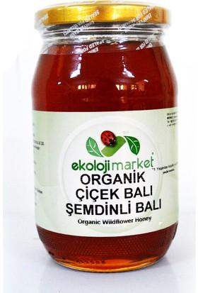 Ekoloji Market Organik Şemdinli Balı 450 Gr