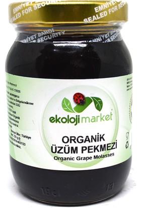 Ekoloji Market Organik Üzüm Pekmezi 225 Gr