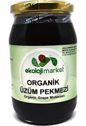Ekoloji Market Organik Üzüm Pekmezi 450 Gr