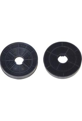 Ferro Aspiratör Karbon Filtre İç Takım 2'li 16Cm