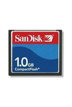 Sandisk Cf 1Gb Compact Flash Kart