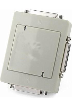S-Link Lpt 2 Port Yazıcı Switch Compact Auto Switch