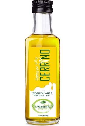 Cerrino Natural Fındık Yağı 00Ml Katkısız Doğal