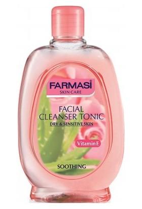 Farmasi Skin Care Kuru Ve Hassas Ciltler İçin Temizleme Toniği 280 Ml