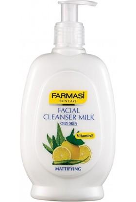 Farmasi Skin Care Yağlı Ciltler İçin Temizleme Sütü