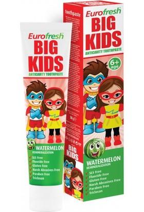 Farmasi Eurofresh Big Kids 7 Yaş Üzeri Kalsiyumlu Diş Macunu