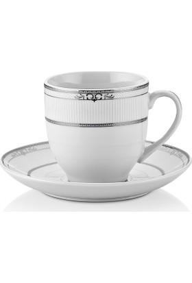 Berf 12 Parça Porselen Nescafe Takımı