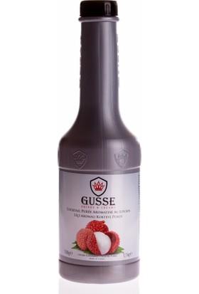 Gusse Liçi (Lychee) Meyve Püresi .Kg