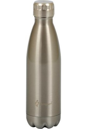 Penguen 050T Çift Katlı Şişe Tip Çelik Termos 0.50 Litre