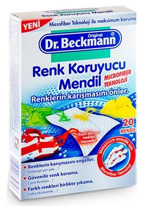 Dr.Beckmann Renk Koruyucu Mendil 20 Li