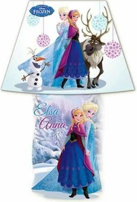 Disney Frozen Sticker Gece Lambası (Snow)
